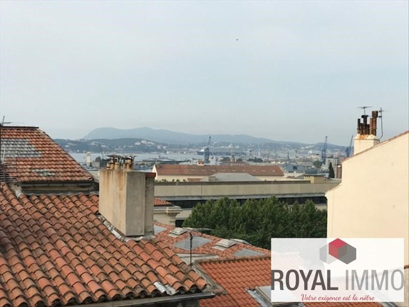 Vente appartement Toulon 190 800€ - Photo 1