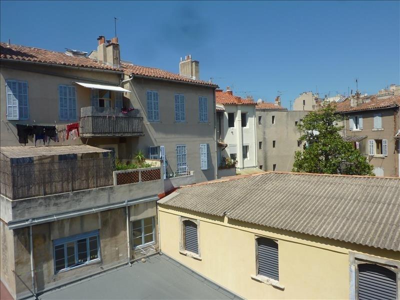 Alquiler  apartamento Marseille 6ème 410€ CC - Fotografía 6