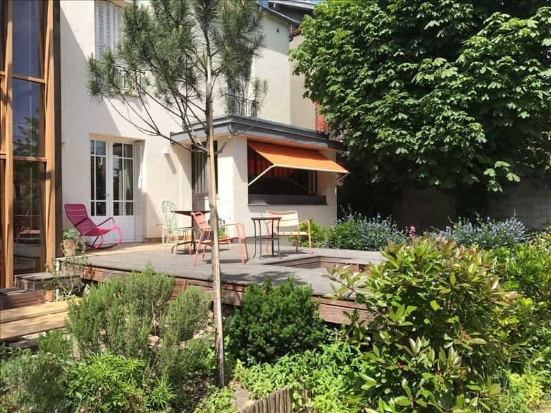 Deluxe sale house / villa Colombes 1680000€ - Picture 2
