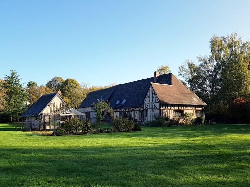 Vente maison / villa Conches en ouche 368000€ - Photo 2