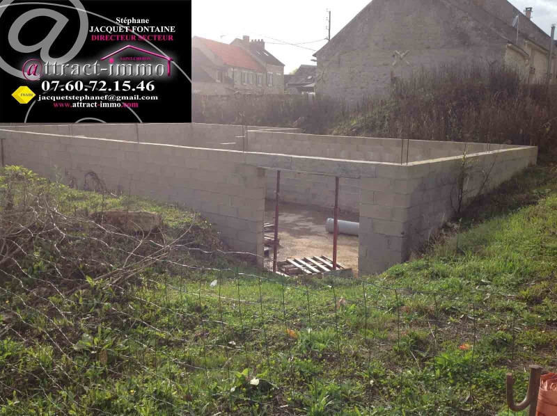 Vente terrain Boissy le sec 130 000€ - Photo 1