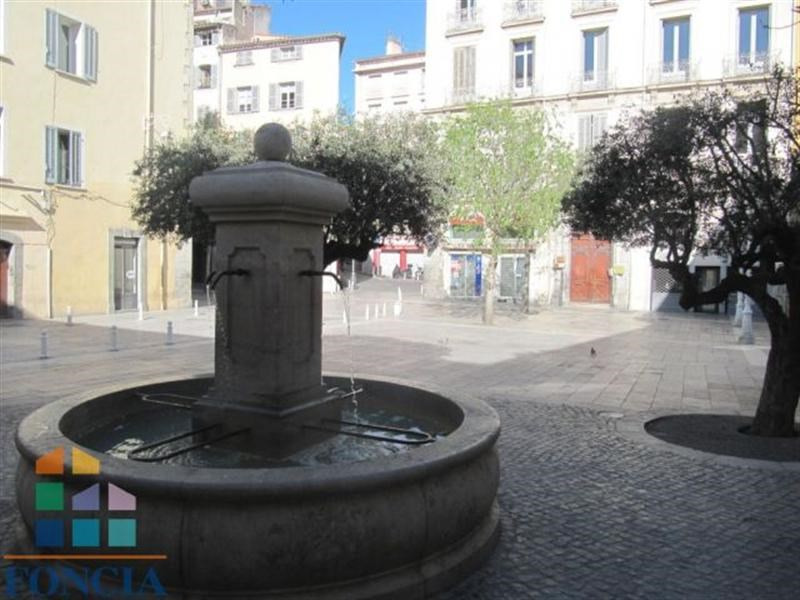 Vente Local commercial Toulon 0