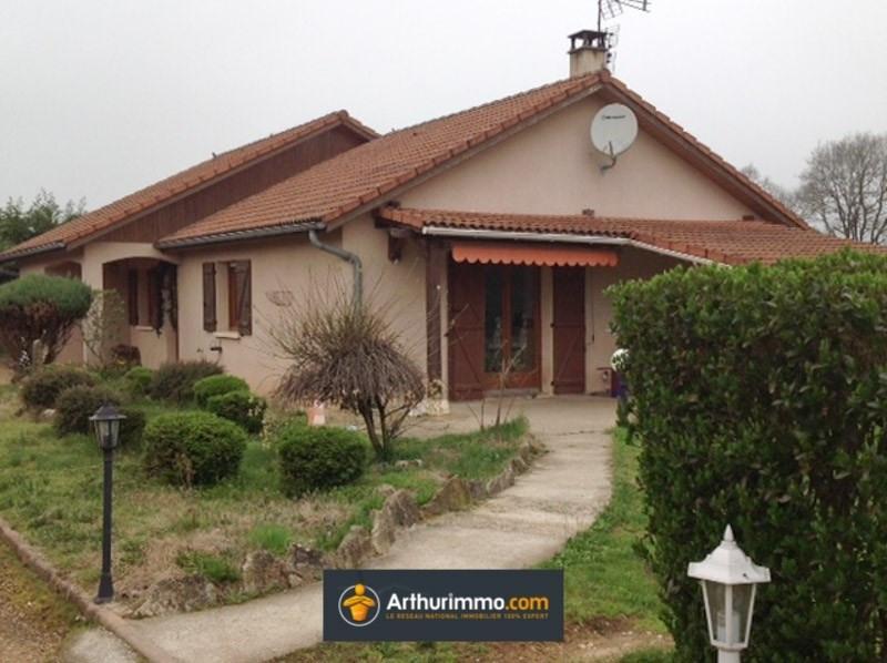 Sale house / villa Morestel 195000€ - Picture 1