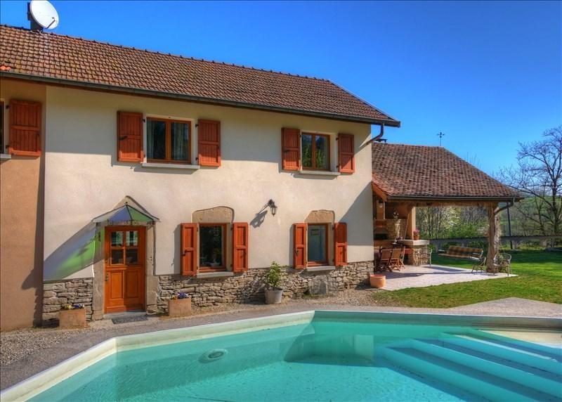 Vente maison / villa Ruy 549000€ - Photo 10