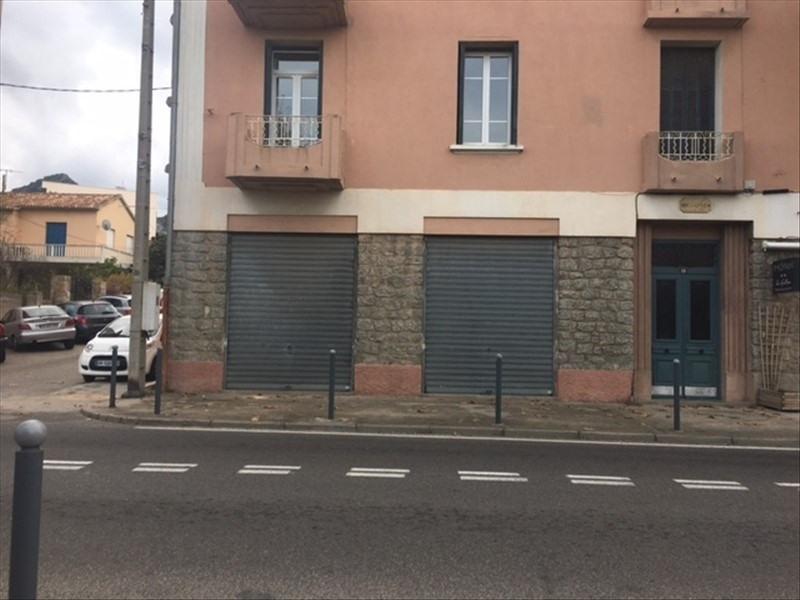 Vente local commercial L ile rousse 158000€ - Photo 1