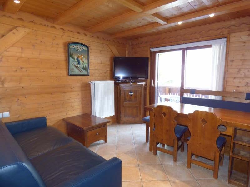 Sale apartment Meribel 395000€ - Picture 1