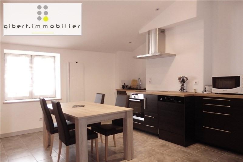Sale apartment Le puy en velay 112400€ - Picture 1