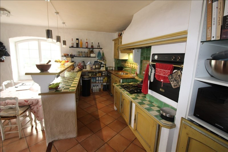 Investment property house / villa Cabries 449000€ - Picture 2