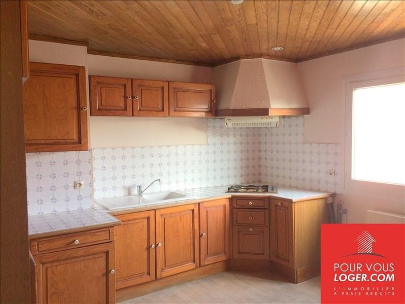 Rental apartment Boulogne sur mer 515€ CC - Picture 1