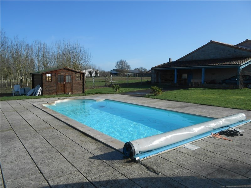 Sale house / villa Aulnay 314022€ - Picture 2