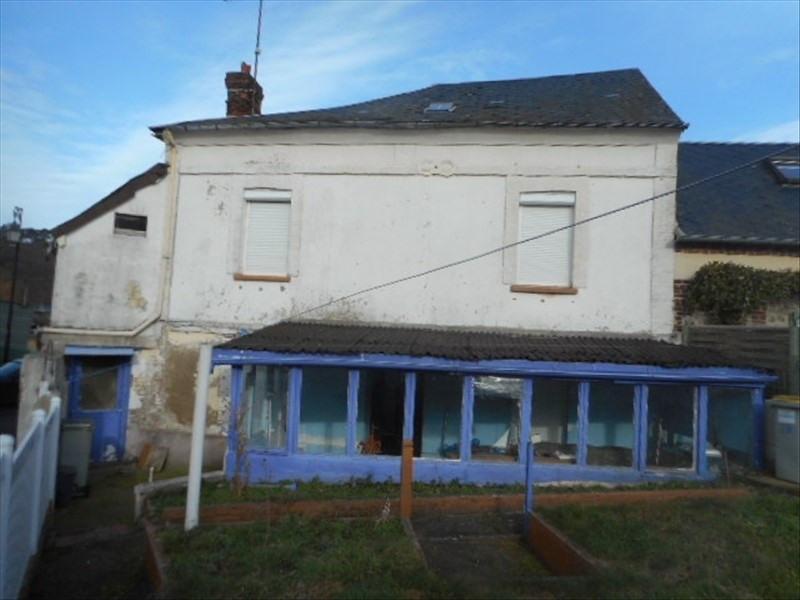 Sale house / villa Ganzeville 82600€ - Picture 1