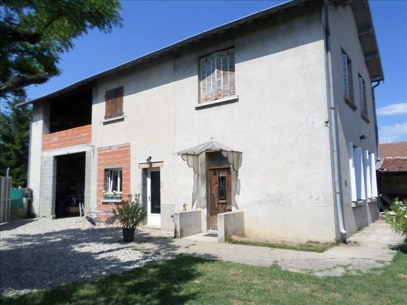 Vente maison / villa Le peage de roussillon 184000€ - Photo 1