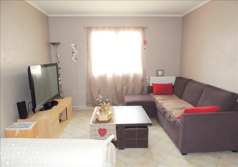 Vente appartement Chevry 393000€ - Photo 1