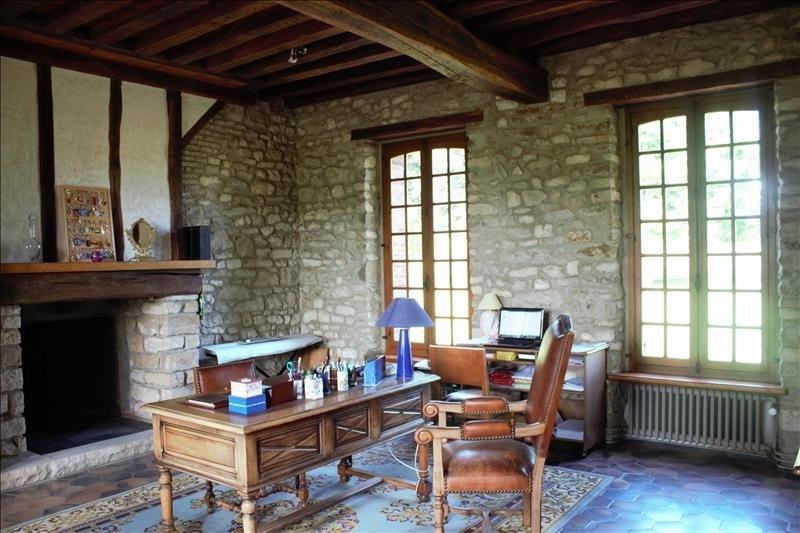 Vente maison / villa Ervy le chatel 522000€ - Photo 5