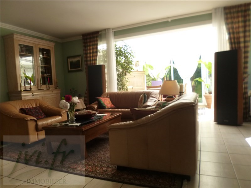Vente maison / villa Montmorency 420000€ - Photo 4