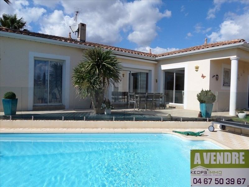 Vente maison / villa Perols 545000€ - Photo 2