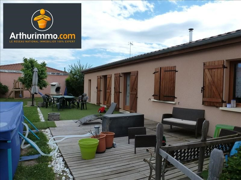 Vente maison / villa Roanne 188000€ - Photo 1