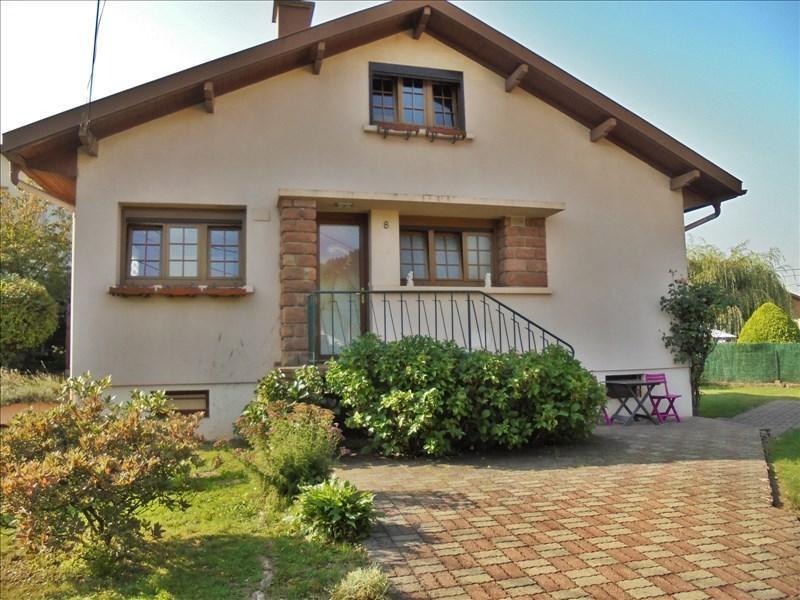 Vente maison / villa Raon l etape 146000€ - Photo 1