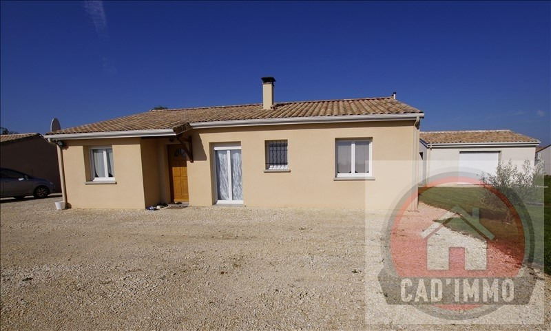 Sale house / villa Lamonzie saint martin 172 000€ - Picture 1