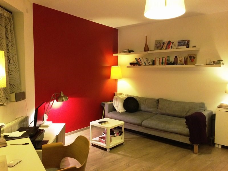 Rental apartment Tassin la demi lune 545€ CC - Picture 2