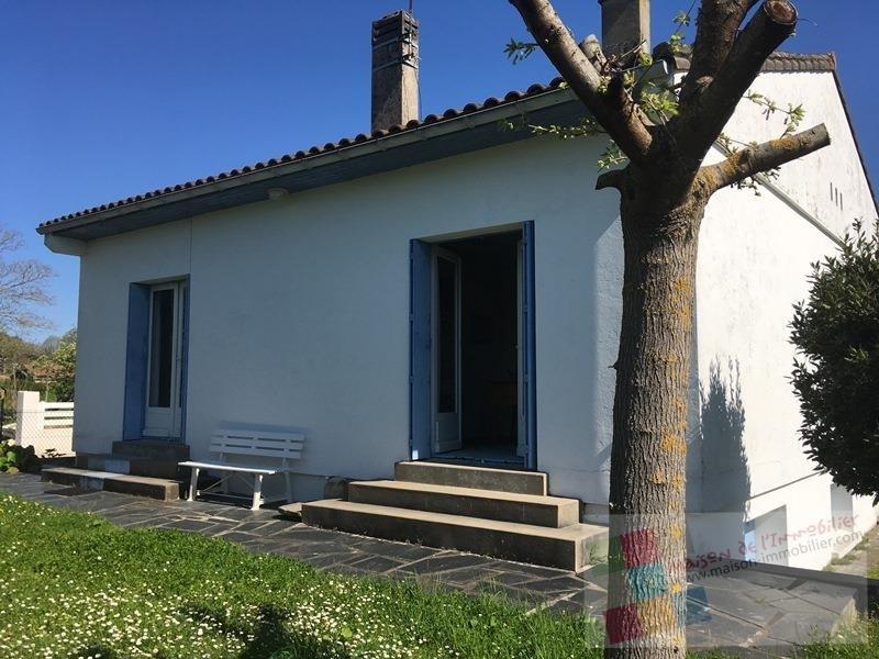 Vente maison / villa Meschers sur gironde 208650€ - Photo 2