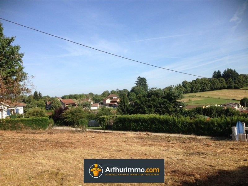 Vente terrain La tour du pin 41 000€ - Photo 1