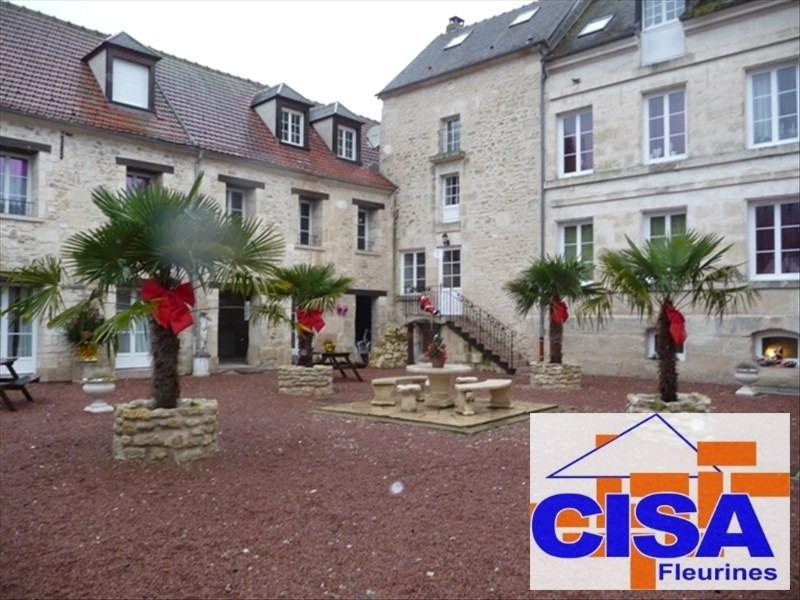 Rental apartment Pontpoint 650€ CC - Picture 1