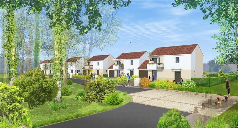 Produit d'investissement maison / villa Breval 255000€ - Photo 1
