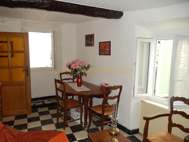 Life annuity apartment Berre-les-alpes 28 400€ - Picture 1
