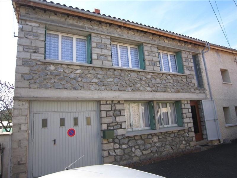 Vente maison / villa La monnerie le montel 65400€ - Photo 1