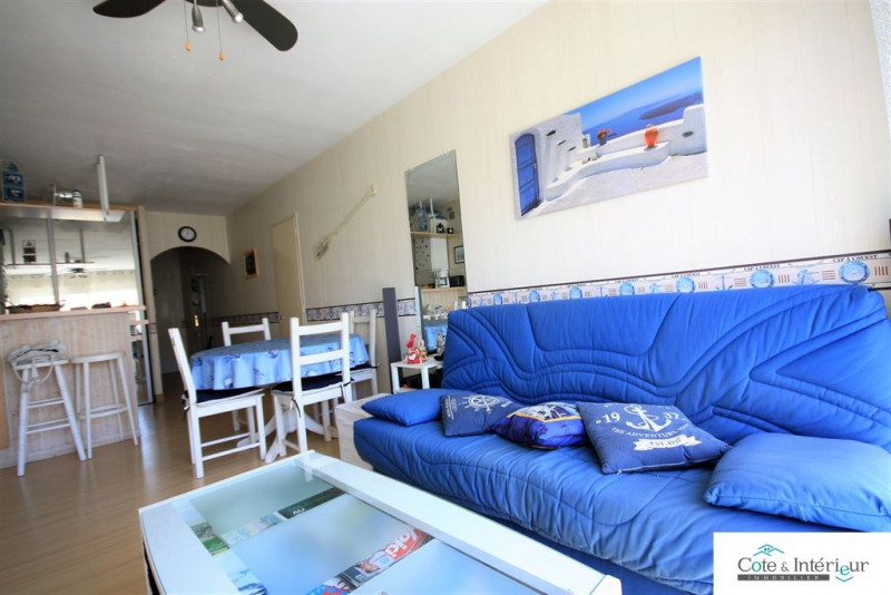 Sale apartment Les sables d olonne 119 000€ - Picture 2