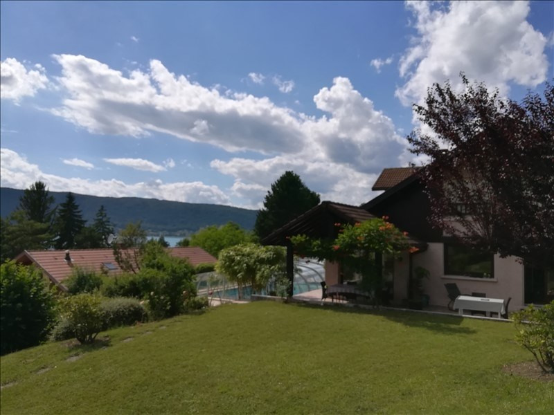 Sale house / villa Veyrier du lac 1 225 000€ - Picture 2