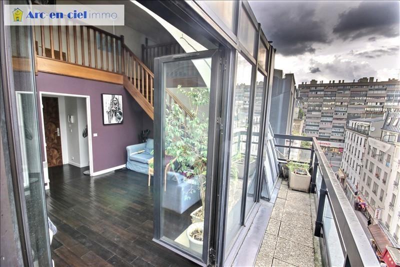 Vente appartement Paris 19ème 649000€ - Photo 4