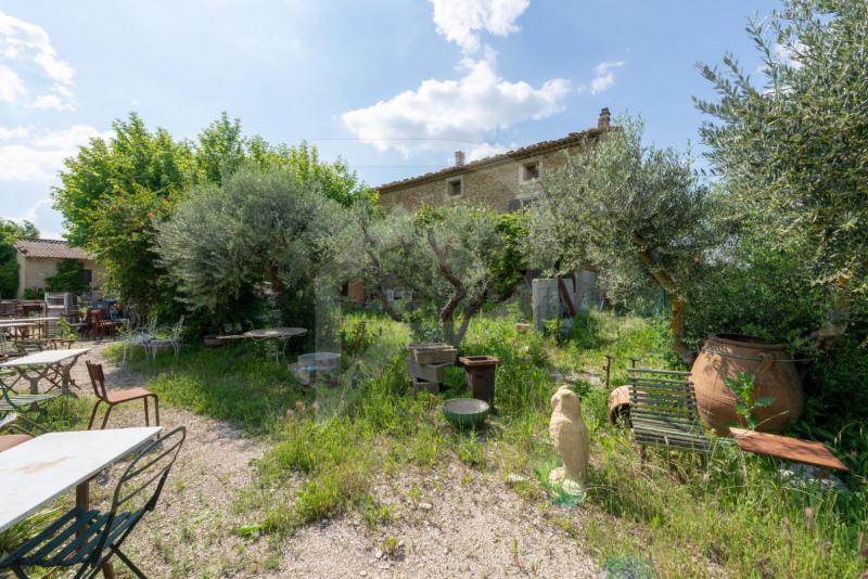 Vente maison / villa Althen des paluds 395000€ - Photo 1