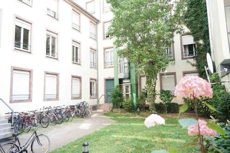 Verkoop  appartement Strasbourg 105000€ - Foto 1