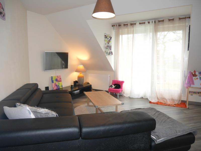 Sale apartment L hermitage 152500€ - Picture 3