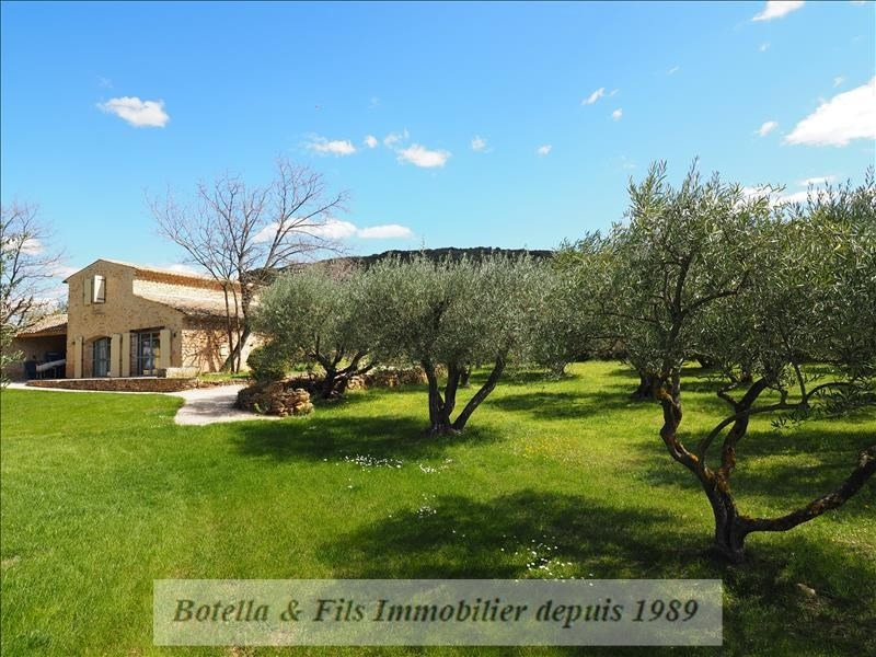 Immobile residenziali di prestigio casa Uzes 763000€ - Fotografia 12