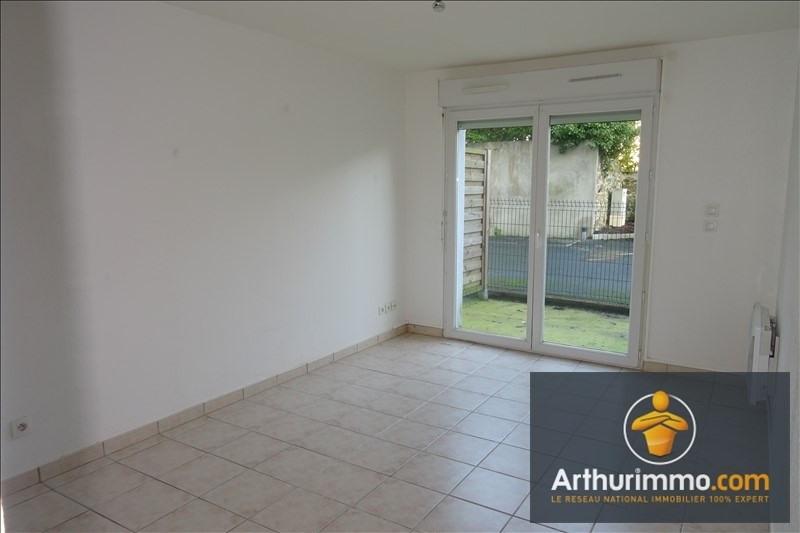 Rental apartment St brieuc 350€ CC - Picture 2