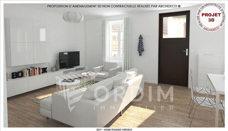 Vente maison / villa St julien du sault 94000€ - Photo 3