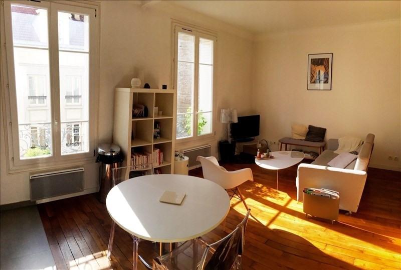 Location appartement Boulogne billancourt 1050€ CC - Photo 1