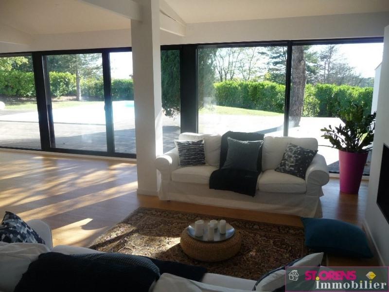 Vente de prestige maison / villa Coteaux toulouse sud 1145000€ - Photo 4