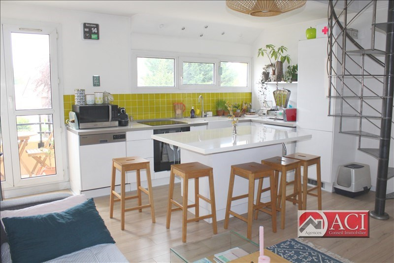 Sale apartment Groslay 228000€ - Picture 2