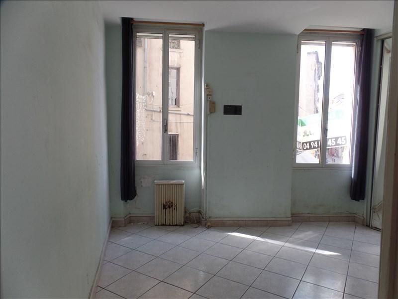 Sale apartment Toulon 98000€ - Picture 3
