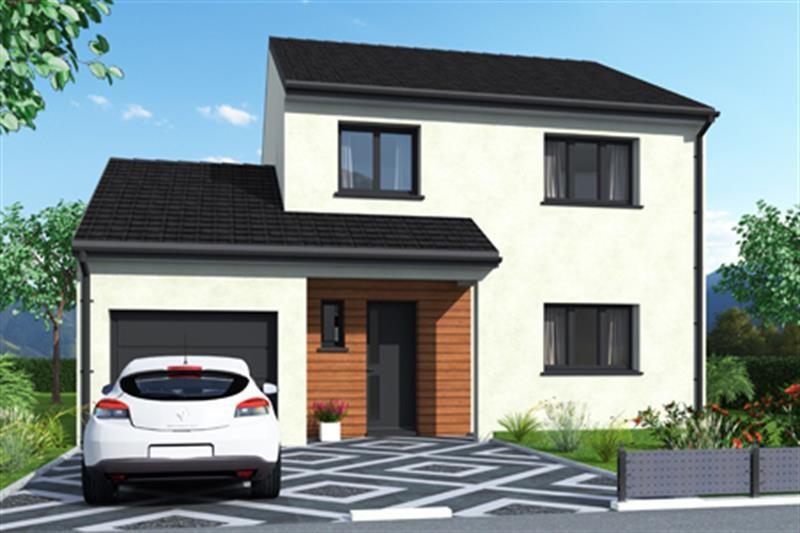 Maison  4 pièces + Terrain 450 m² Seysses par VDB CONCEPT