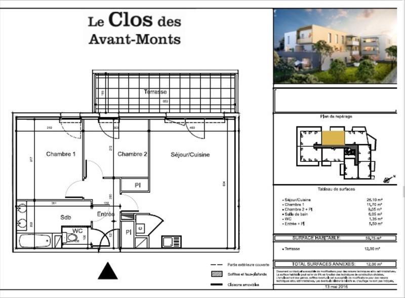 Vente appartement Montpellier 198500€ - Photo 3