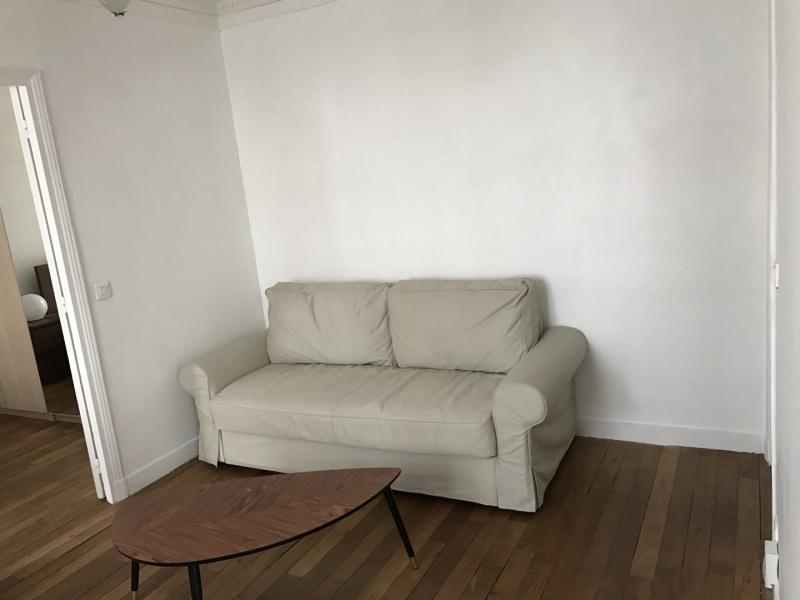 Rental apartment Paris 20ème 928€ CC - Picture 2