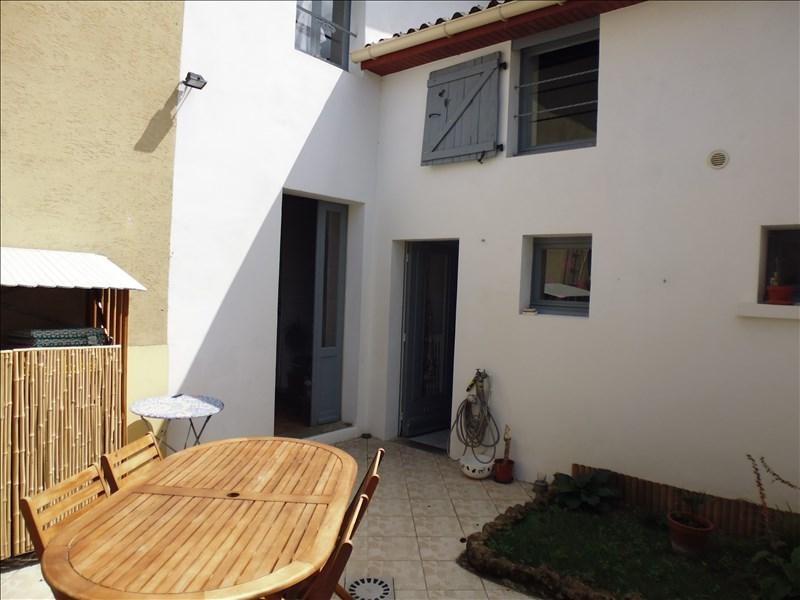 Vente maison / villa Migne auxances 133000€ -  1
