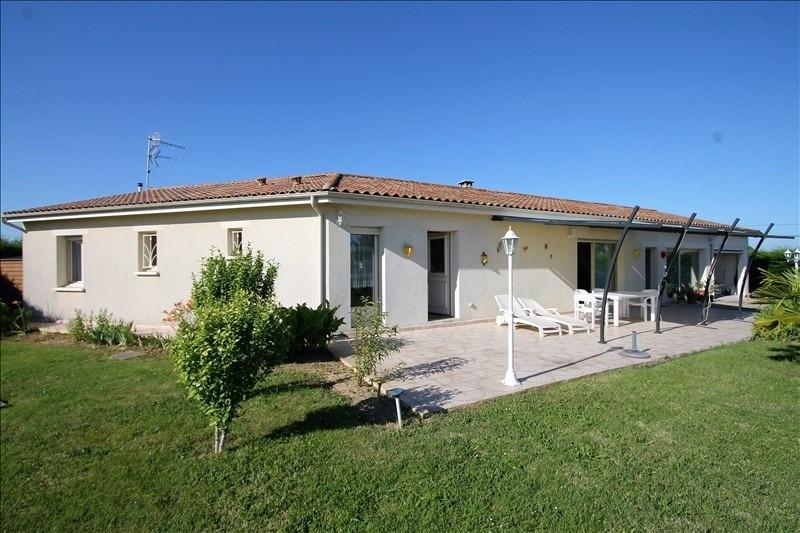 Sale house / villa Gardonne 207000€ - Picture 1