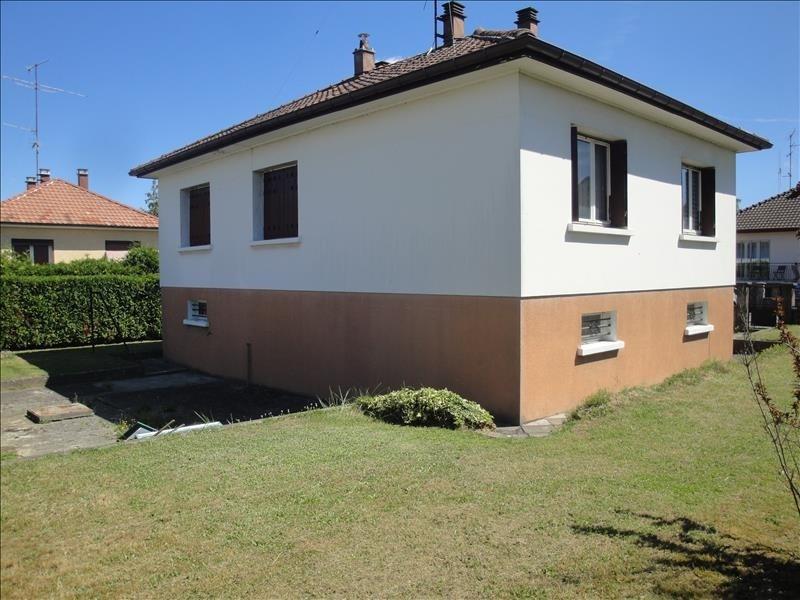 Vendita casa Audincourt 97000€ - Fotografia 3