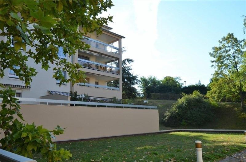 Vente appartement Charbonnieres les bains 129000€ - Photo 1